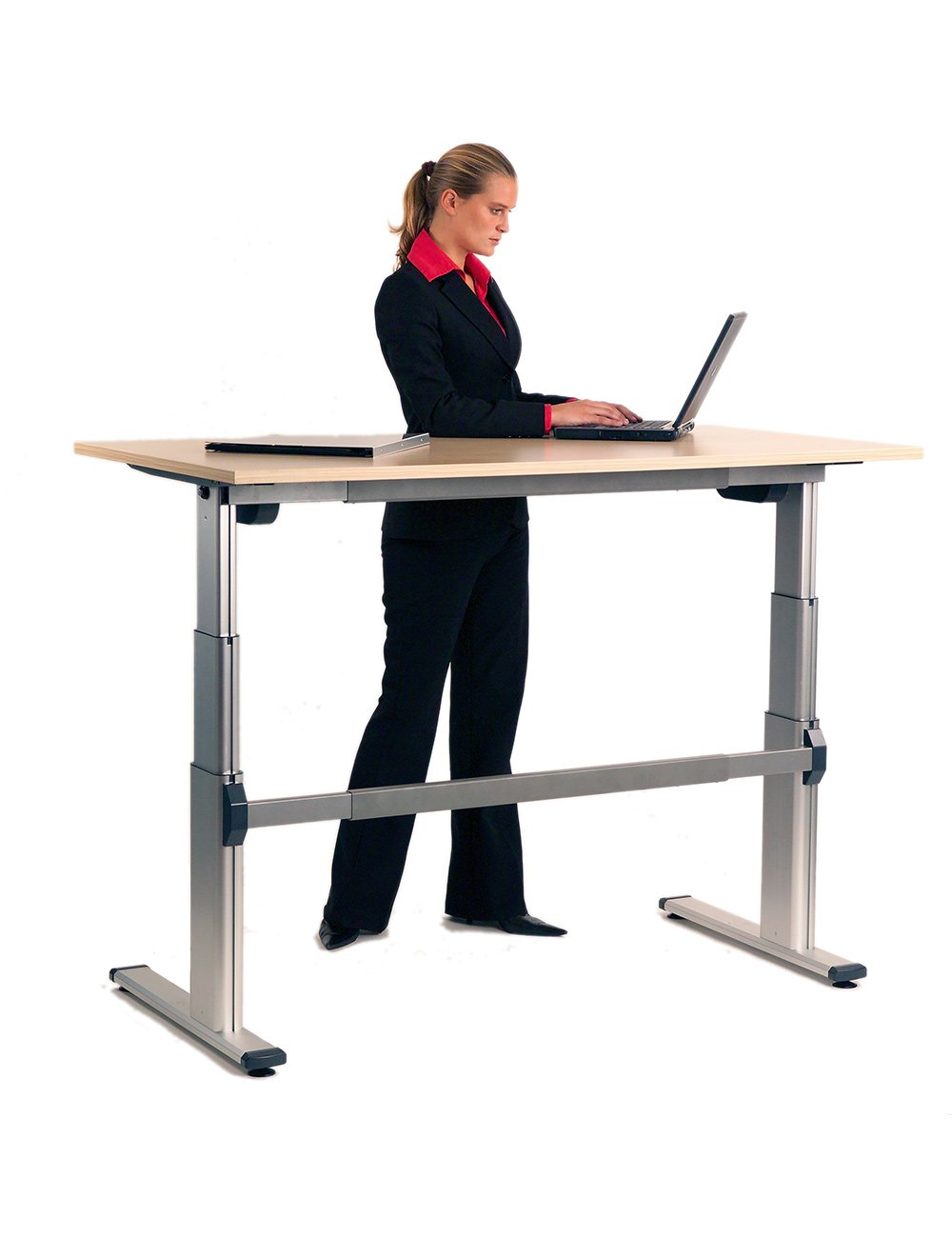 Aluforce pro 250 m online ergonomics for Standing desk at home
