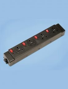 Underdesk-Power-Unit---4-Power-Sockets