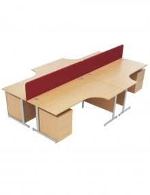 Fixed Height Desks