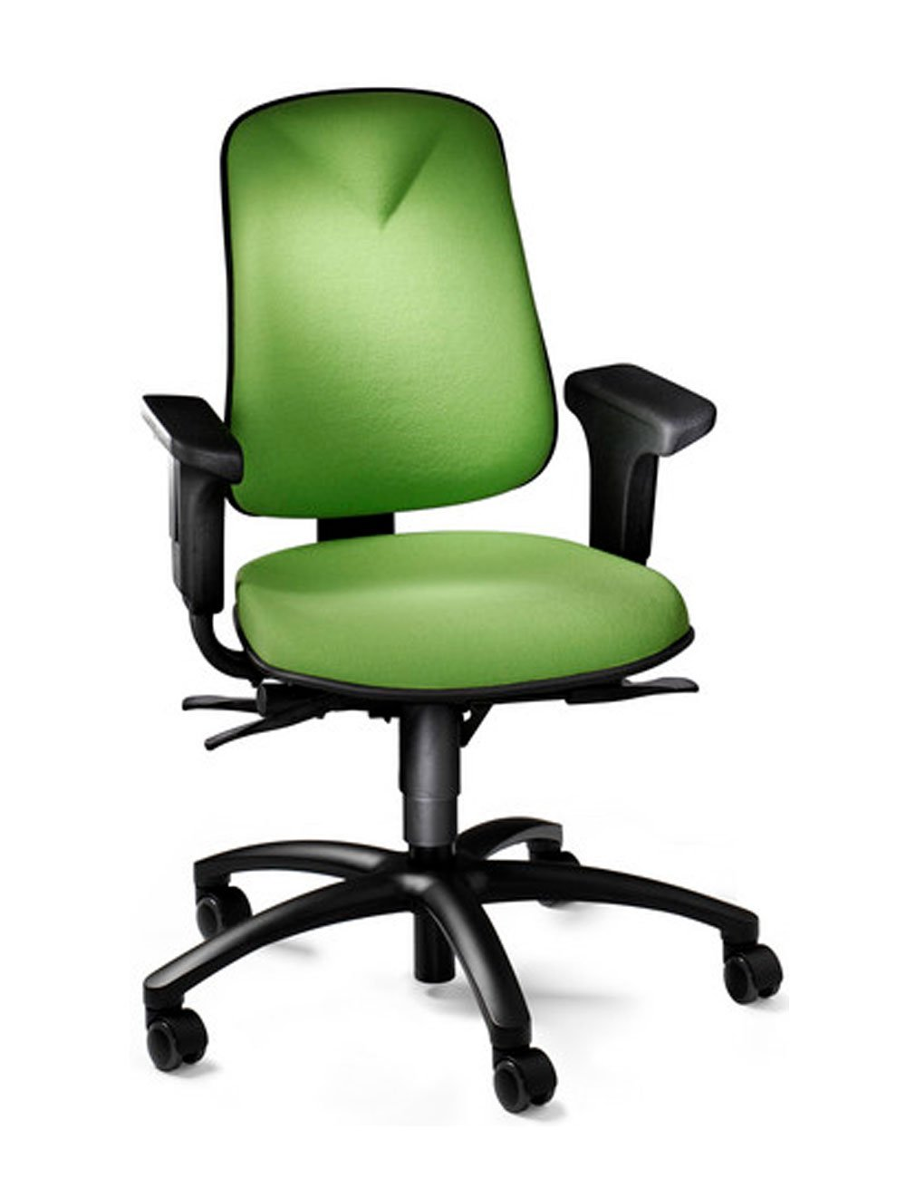 Hoganasmobler ergonomic office chair 361 slim online for Chair design ergonomics