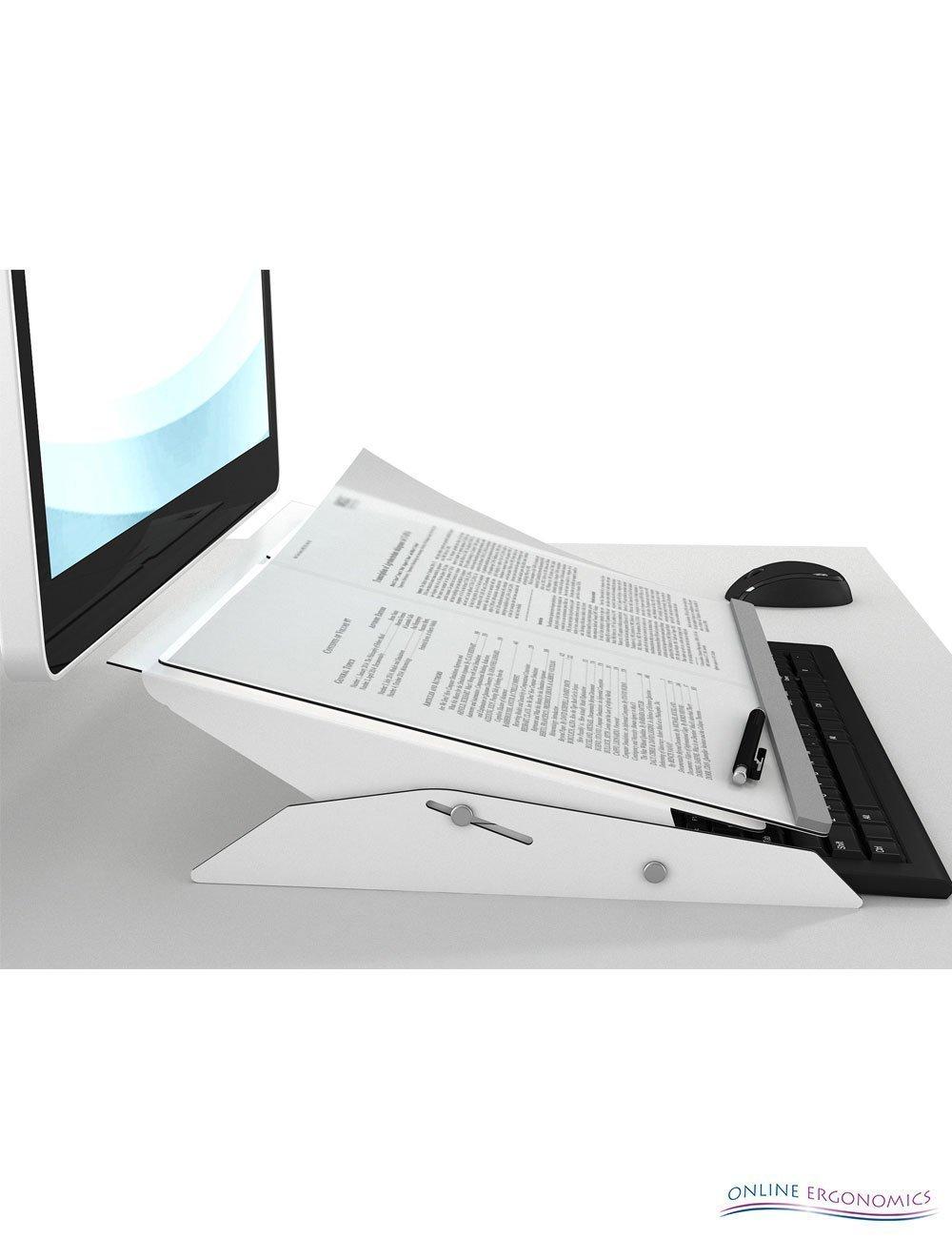 Nota Slide Dynamic Reading Writing Slope Online Ergonomics
