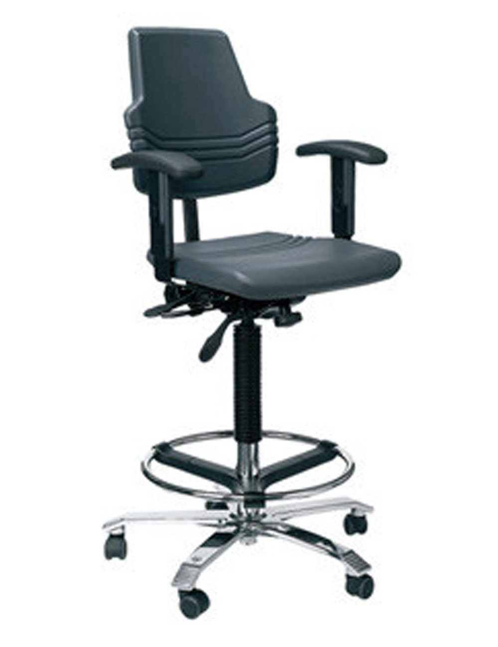 Industrial Ergonomic Arms : Score industrial chair online ergonomics