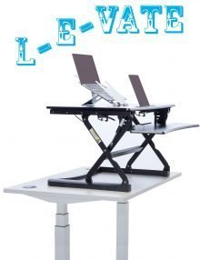 L-E-VATE-Standing-Desk-Up