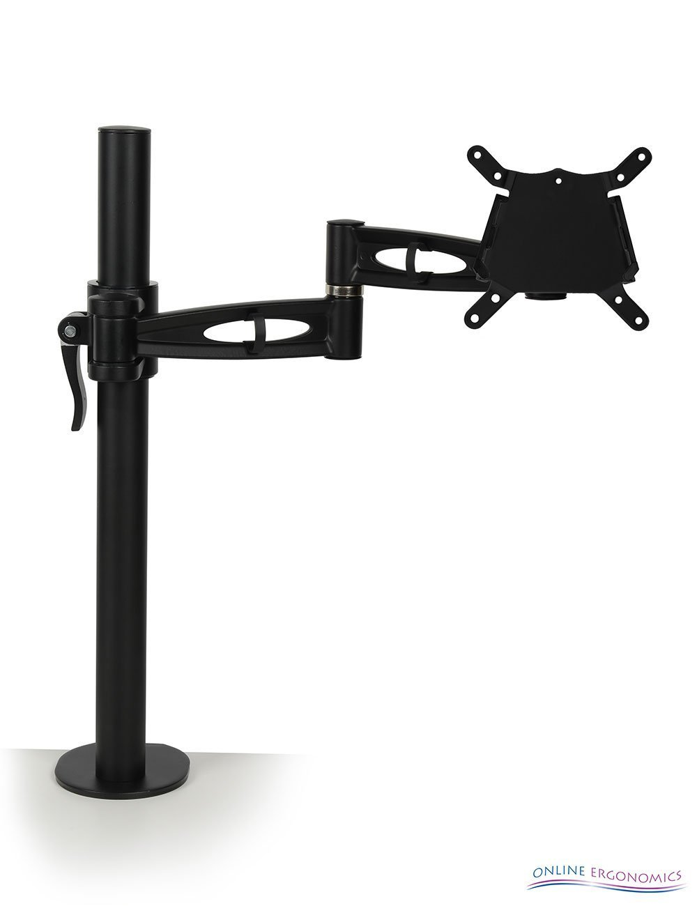 Industrial Ergonomic Arms : Single monitor arm online ergonomics